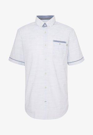 RAY SLUB STRIPE SHIRT - Skjorter - light blue