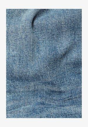 NOXER HIGH STRAIGHT - Straight leg jeans - vintage ocean blue restored