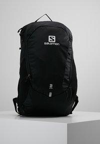 Salomon - TRAILBLAZER 20 UNISEX - Backpack - black/black - 0