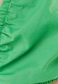 Bershka - Vapaa-ajan mekko - green - 4