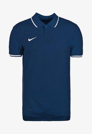 Sports shirt - obsidian/white