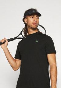 Lacoste Sport - TENNIS - T-paita - black - 3