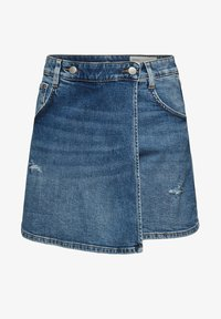 edc by Esprit - Denim shorts - blue medium washed - 8