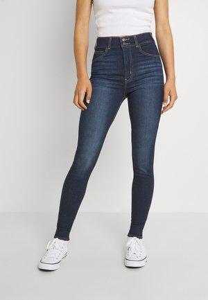 MILE HIGH ORANGE TAB - Jeans Skinny Fit - de ja vu