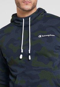 Champion - HOODED  - Hættetrøjer - olive - 4