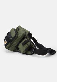 Carhartt WIP - DELTA SHOULDER BAG UNISEX - Bum bag - dollar green - 3