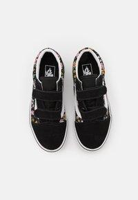 Vans - OLD SKOOL  - Zapatillas - black/true white - 3