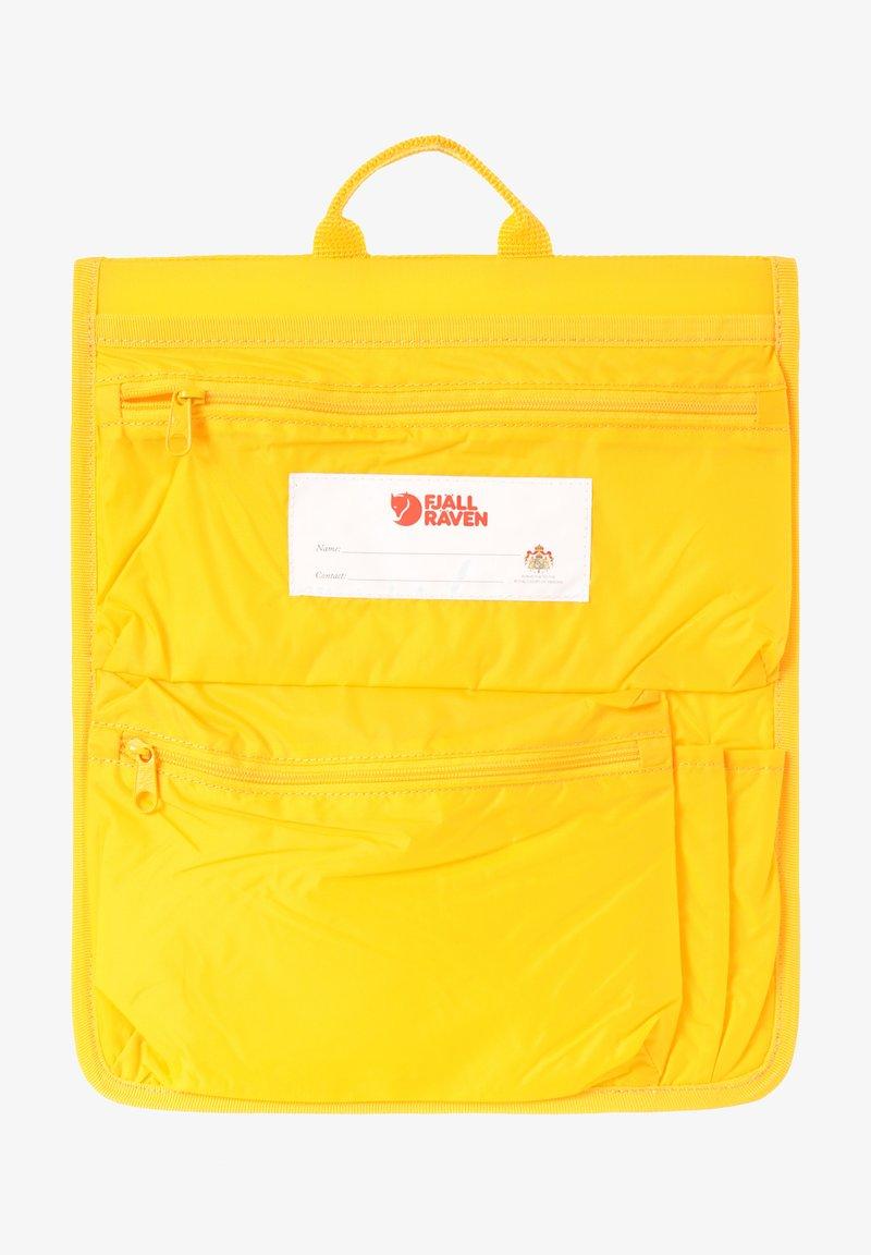 Fjällräven - Rucksack - yellow
