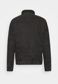 Jack & Jones - JJIJEAN JJJACKET - Spijkerjas - black denim - 1