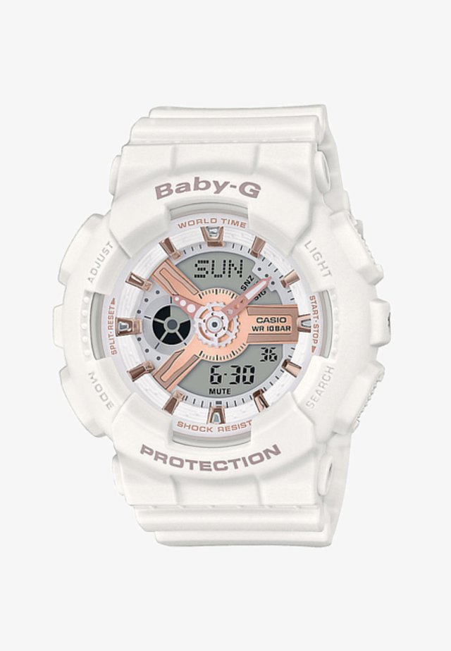 Watch - white