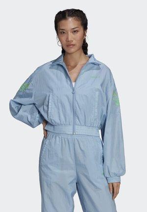 ADICOLOR PRIMEGREEN - Light jacket - blue