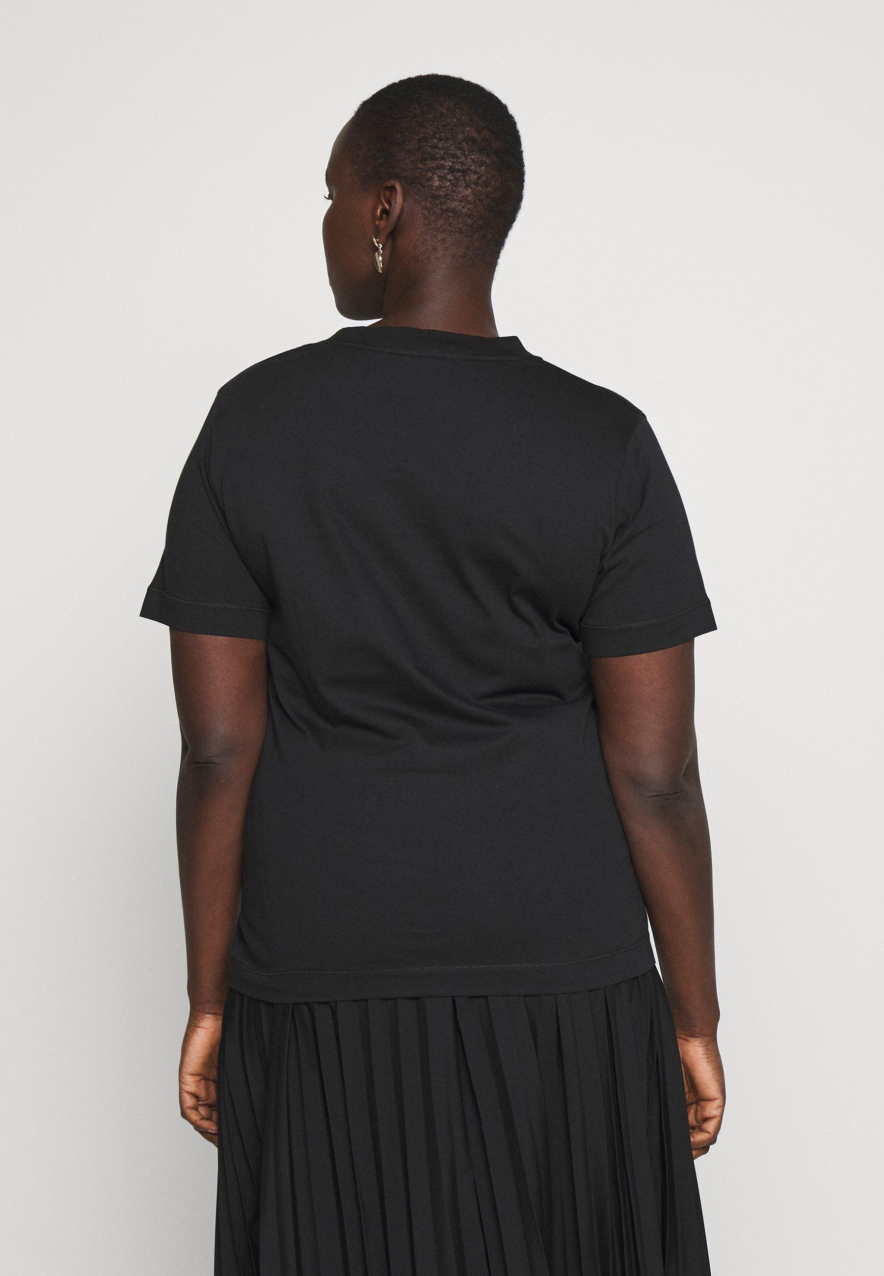 Damen EMBROIDERY TEE - T-Shirt basic
