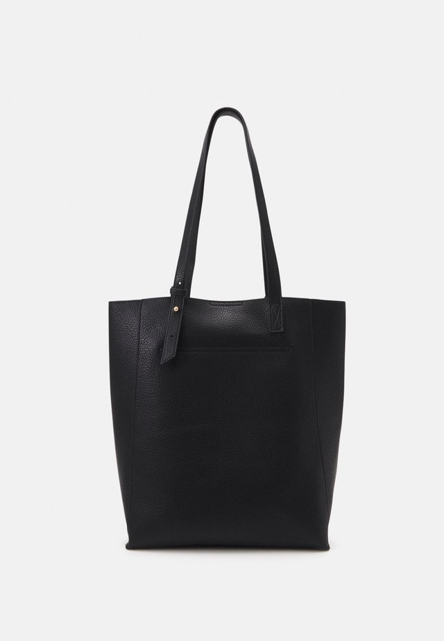 SHOPPER LINDSEY - Tote bag - black