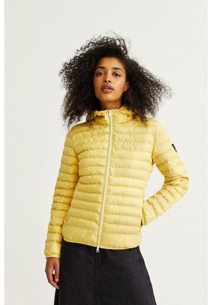 CAZADORA - Winter jacket - amarillo