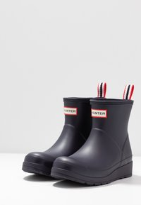 Hunter ORIGINAL - PLAY BOOT SHORT VEGAN - Wellies - kombu - 4