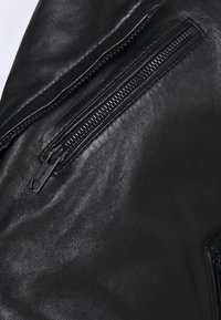 Strellson - PARKS - Leather jacket - black - 4