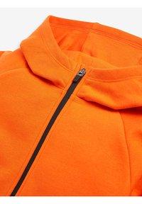 Next - Zip-up sweatshirt - orange - 3