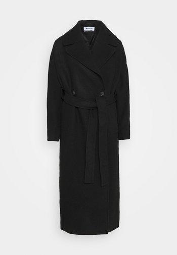 KIA COAT - Cappotto classico - black
