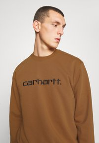 Carhartt WIP - Sweatshirt - hamilton brown/black - 3