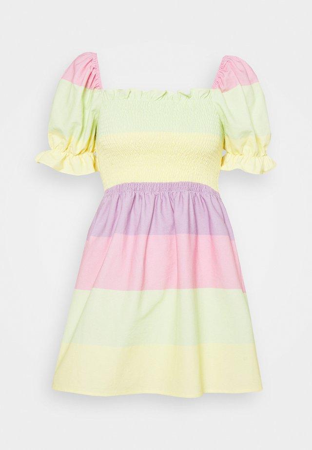 EMILIE - Day dress - multicolor