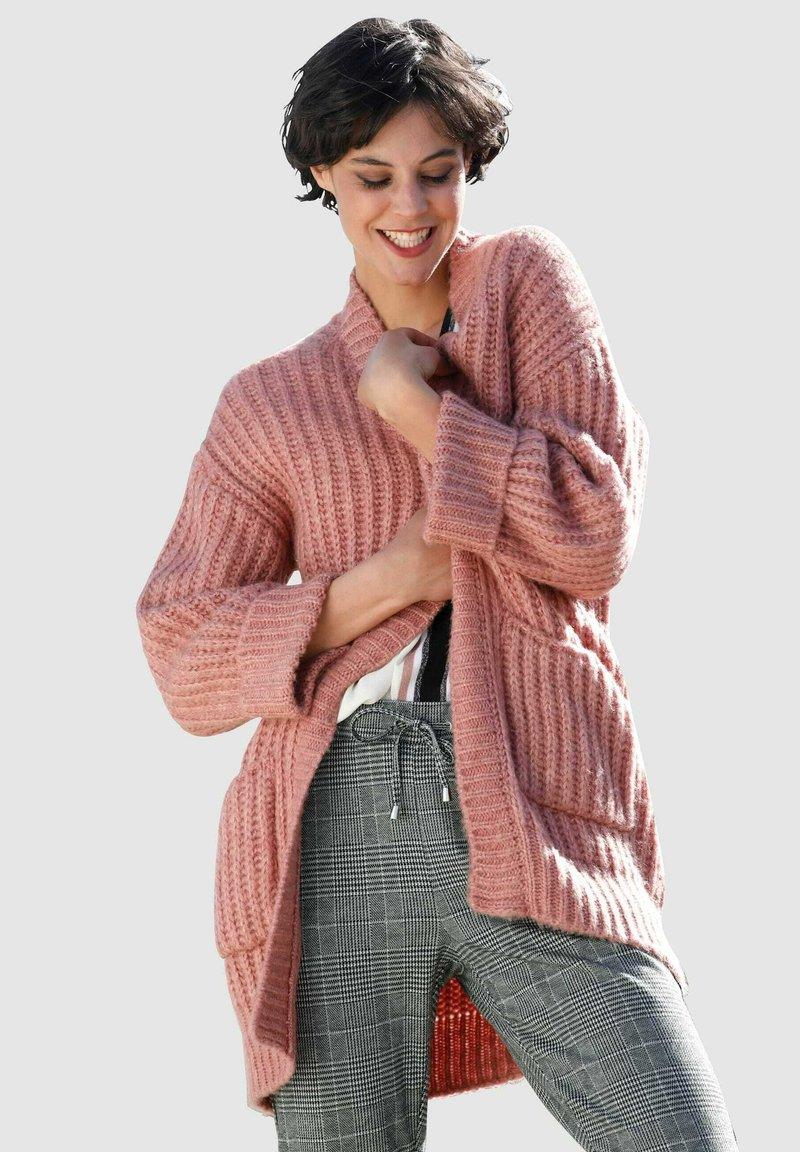 Dress In - Cardigan - rosé
