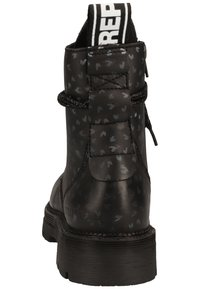 Replay - Platform ankle boots - black - 3