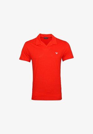 Poloshirts - rot