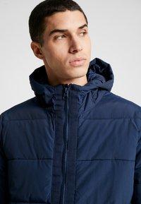 Burton Menswear London - RICH ASPEN PUFFER - Vinterjacka - blue - 3