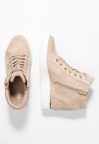 ALDO - AILANNA - High-top trainers - taupe - 3