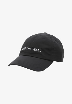 WM NYLON COURT SIDE HAT - Cap - black