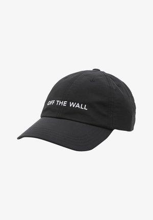 WM NYLON COURT SIDE HAT - Caps - black