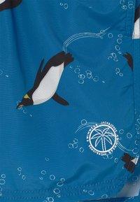 Jack & Jones Junior - JJIBALI JJSWIMSHORTS SEA ANIMAL - Swimming shorts - french blue - 2