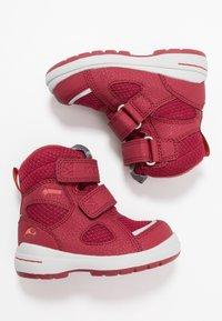 Viking - ONDUR GTX - Hiking shoes - dark red/red - 1