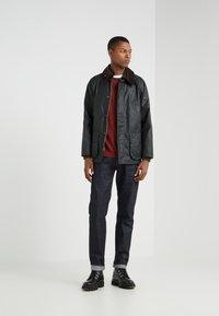 Barbour - BEDALE - Summer jacket - sedge - 1