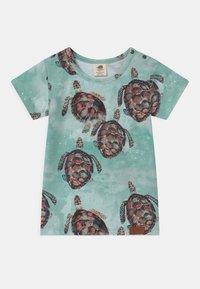 Walkiddy - SEA TURTLES 2 PACK UNISEX - Camiseta estampada - blue - 2
