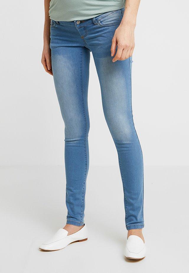 MLFIFTY - Džíny Slim Fit - jeans medium blue denim