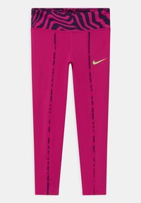 Nike Performance - ONE - Leggings - fireberry/bright mango - 0