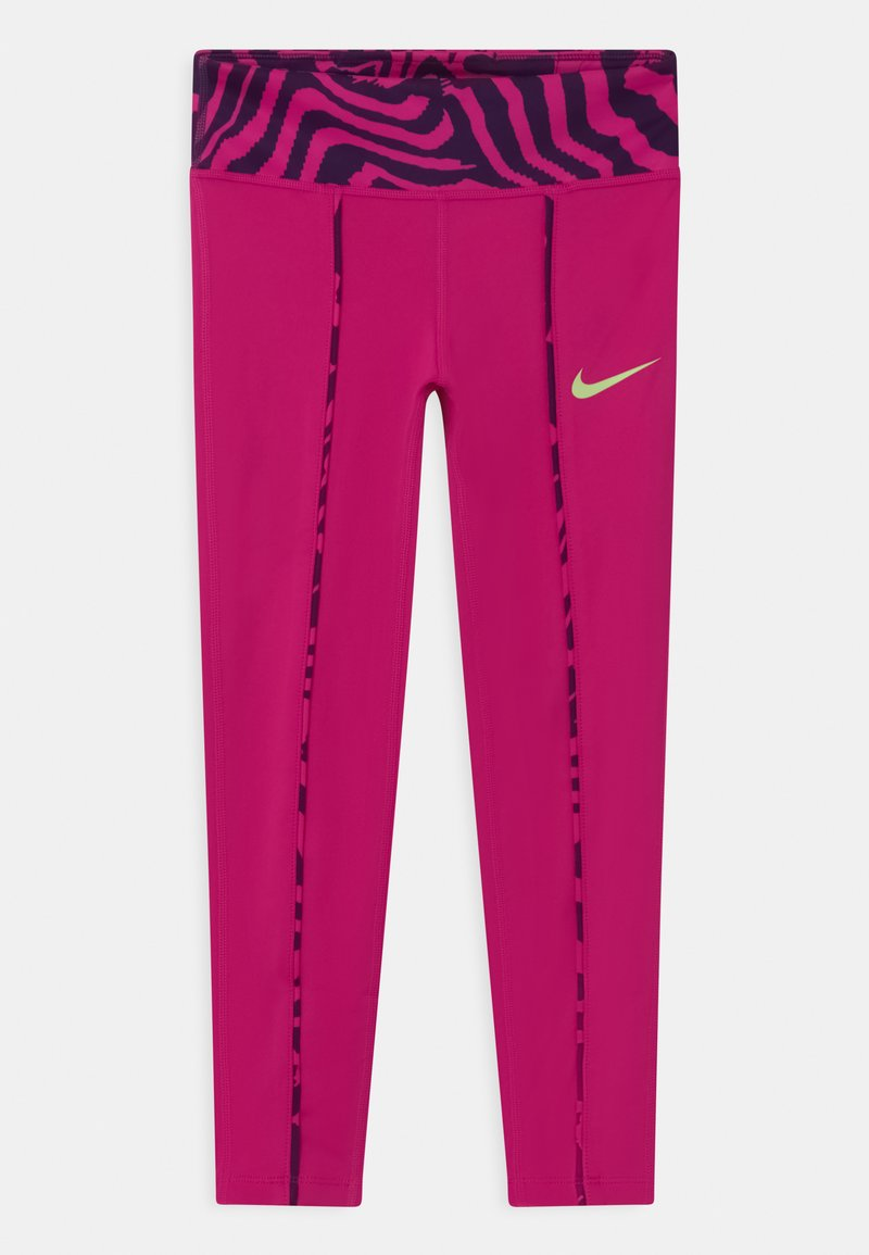 Nike Performance - ONE - Leggings - fireberry/bright mango