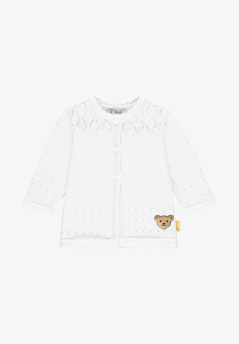 Steiff Collection - Cardigan - bright white