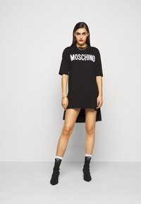 MOSCHINO - DRESS - Trikoomekko - black - 1