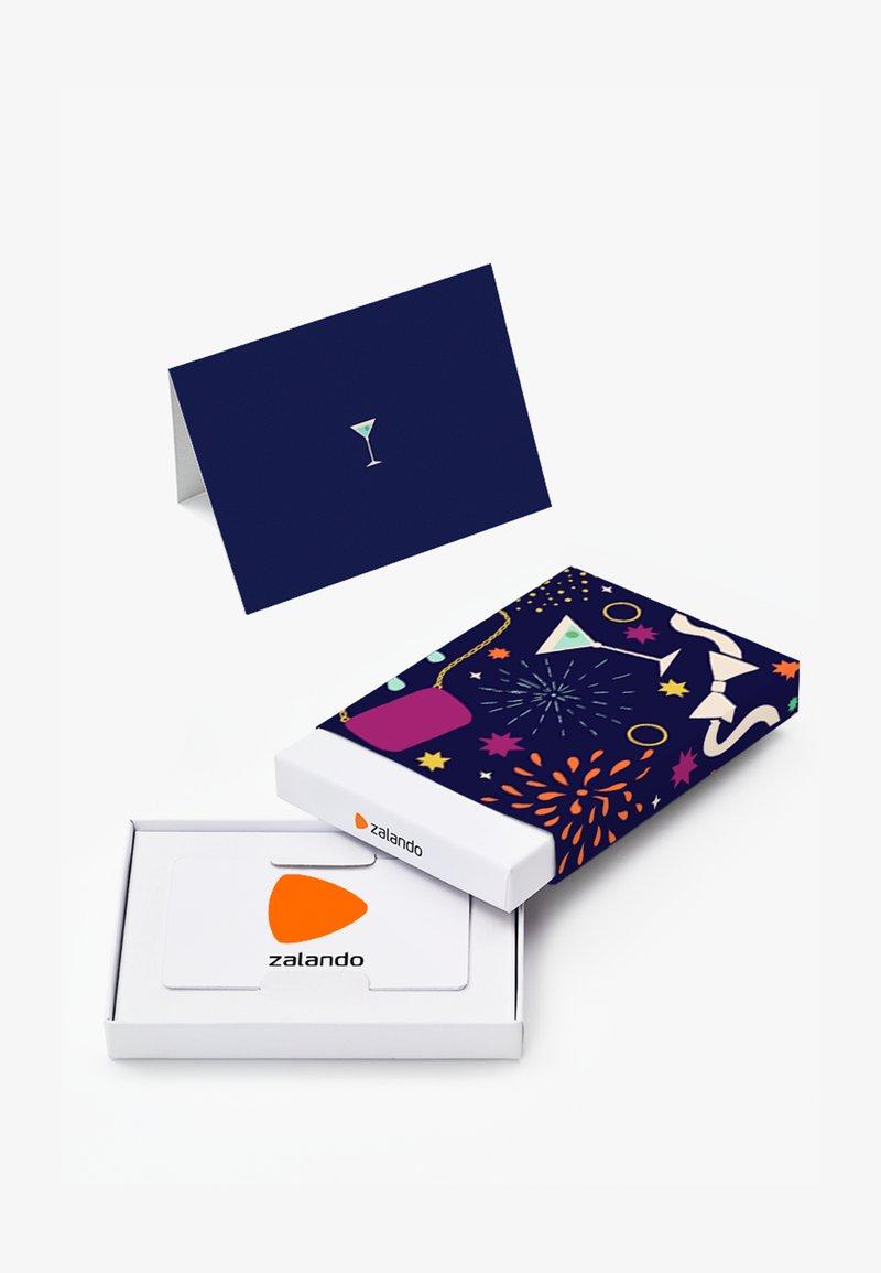 Zalando - HAPPY BIRTHDAY - Gift card box - dark blue