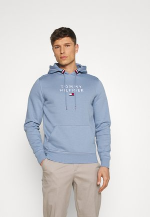 STACKED FLAG HOODY - Sweatshirt - colorado indigo
