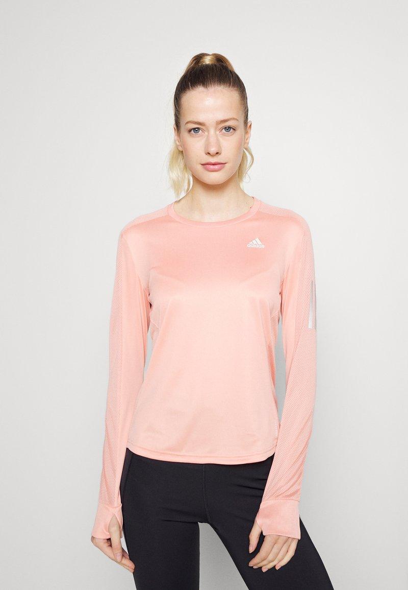 adidas Performance - TEE - Treningsskjorter - ambient blush
