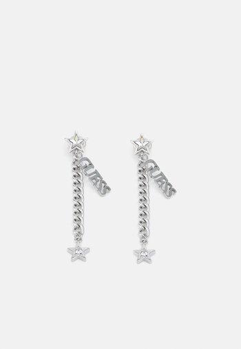 A STAR IS BORN - Earrings - silver-coloured