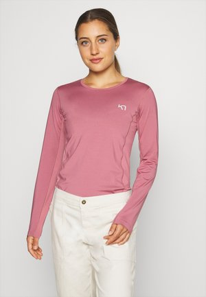 NORA - Langærmede T-shirts - lilac