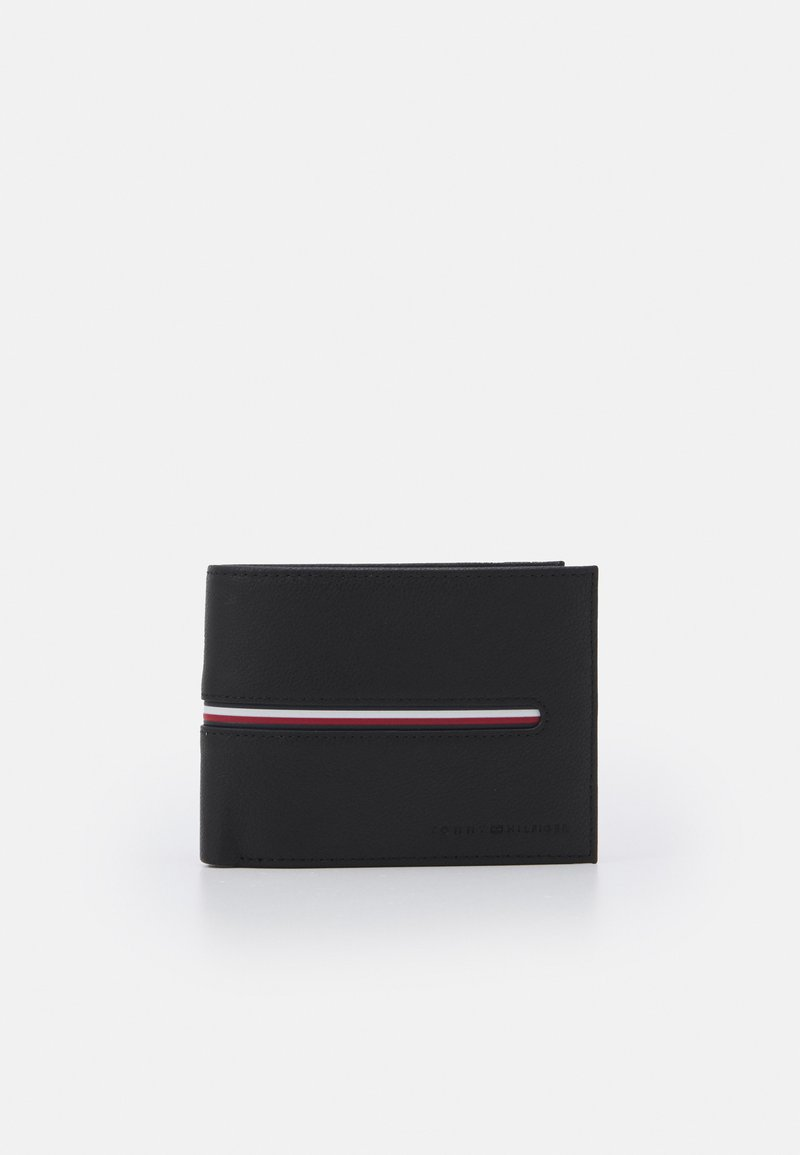 Tommy Hilfiger - DOWNTOWN CC AND COIN - Wallet - black