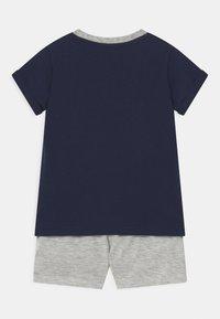Lemon Beret - SMALL BOYS SET  - T-shirt print - dress blues - 1