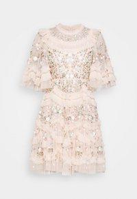Needle & Thread - LALABELLE MINI DRESS - Koktejlové šaty/ šaty na párty - strawberry icing - 5