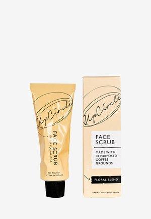 COFFEE FACE SCRUB - Face scrub - floral blend