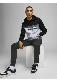 Jack & Jones - Cargobyxor - black - 4
